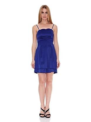 Naf Naf Vestido Carolane (Azul)