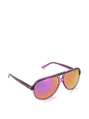 Gucci Gafas de Sol 3720/ S VQ HYB (59 mm) Violeta