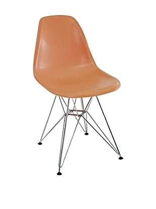 Modway Paris Dining Side Chair (Orange)