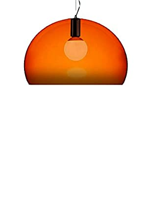 Kartell Pendelleuchte LED Fl/Y Small orange