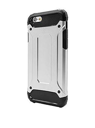 NUEBOO Hülle Armor iPhone 6/6S grau