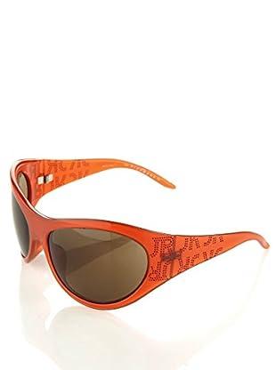 John Richmond Sonnenbrille JR57203 ziegelrot