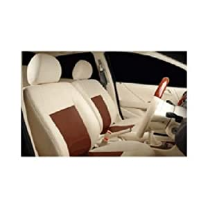 Branded Leatherette Car Seat Covers