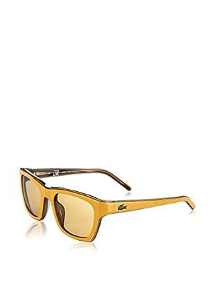 Lacoste Sonnenbrille L645S_211 (51 mm) gelb/havanna