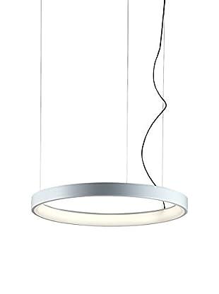 Martinelli Luce Pendelleuchte LED Lunaop 80 grau