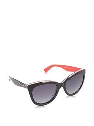 DOLCE & GABBANA Gafas de Sol Polarized 4207 2764T3 (55 mm) Negro