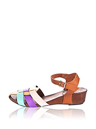 Bueno Shoes Sandalias de cuña Hebillas