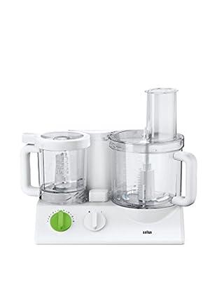 Braun  Küchenmaschine Fx 3030 weiß