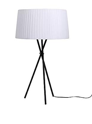 Lo+deModa Lampe Fosc weiß one size