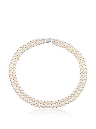 Pearl Addict Collar Blanco
