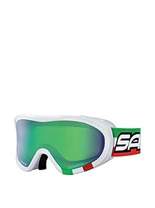 salice occhiali Maschera Da Sci 905Ita Bianco