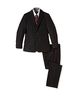 G.O.L. Conjunto Niño 4-tlg. Anzug, bestehend aus Sakko, Hose, Hemd, Krawatte