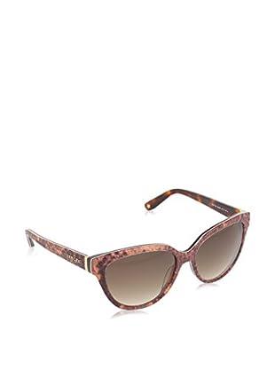 Jimmy Choo Sonnenbrille ODETTE/S DB 6UJ 56 (56 mm) lachs