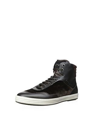 Salvatore Ferragamo Men's Palestro Hightop Sneaker