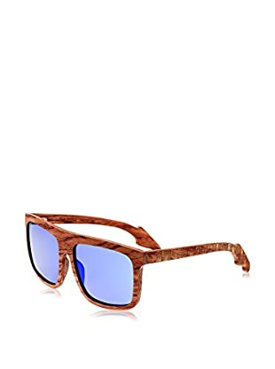 Earth Wood Sunglasses Sonnenbrille Aroa (56 mm) rot
