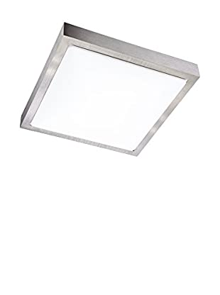 WOFI Plafón LED Mila Metal/Blanco