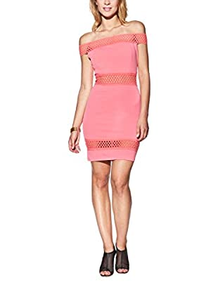 Candy Kleid Strapless With Openwork
