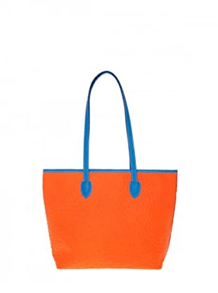 Elysa Tote-Bag (Neon Orange)