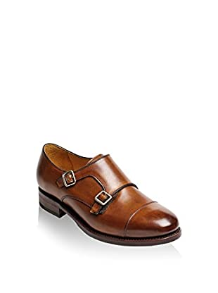 British Passport Monkstrap
