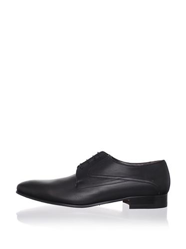 a.testoni BASIC Men's Leather Oxford (Nero)