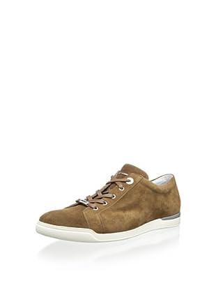 Dino Bigioni Men's Sporty Casual Shoe (Brown)