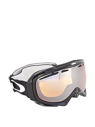 OAKLEY Skibrille 7023 schwarz