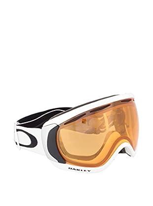 OAKLEY Skibrille 7047 weiß