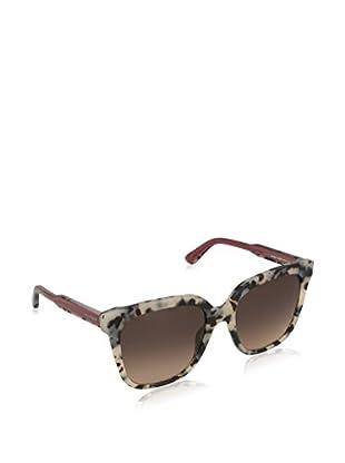 Tommy Hilfiger Gafas de Sol 1386/S DZQQE54 (54 mm) Gris Claro / Rojo