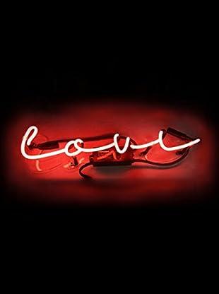 Oliver Gal Love Neon Sign, Multi