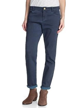 ESPRIT Pantalón David (Azul)