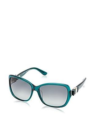 Ferragamo Sonnenbrille 657SL_321 (57 mm) grün