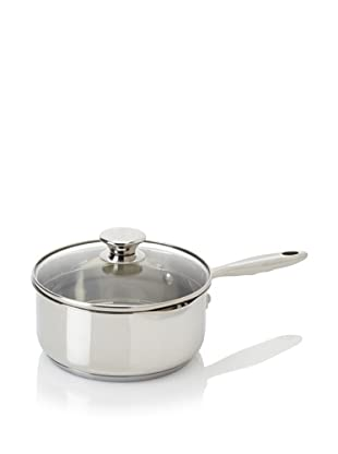 Wolfgang Puck 2-Qt. Saucepan with Colander Cover