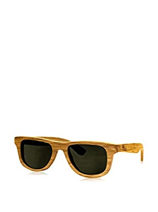Time For Wood Sonnenbrille Polarized Caviuno Small (45 mm) braun