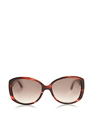 Moschino Gafas de Sol 70604 (59 mm) Rojo