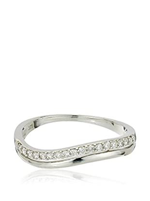 Bentelli Anillo 9K Gold 0.17Ct Diamonds