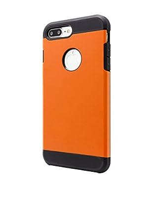 NUEBOO Hülle Armor iPhone 7 Plus orange