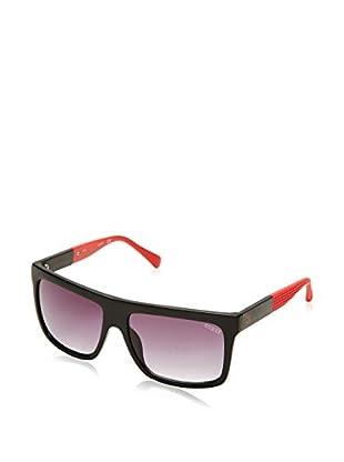 Guess Occhiali da sole GU6863 (58 mm) Nero/Rosso