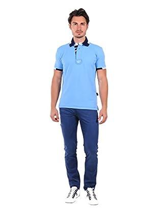 Giorgio Di Mare Polo Jethro (Azul Claro)