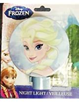 Elsa Frozen Character Night Light