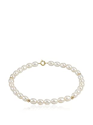 So Fine Pearls Pulsera oro amarillo 18 ct