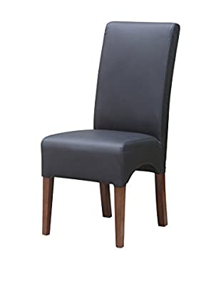 Manhattan Living Dinata Dining Chair, Black