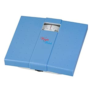 Dr. Morepen MS02B Mechanical Weighing Scale (Blue)