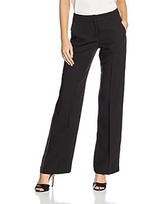 Great Plains Women's Tuxedo Junction Trousers, Black (True Black), 16