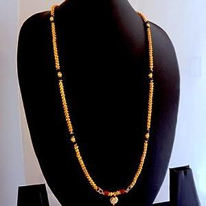 Laxmi necklace-51(temple jewellery)