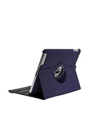 UNOTEC Hülle Rotation iPad 2 / 3 / 4 lila