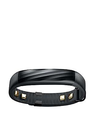 Jawbone UP4 Fitness Tracker, Black Twist