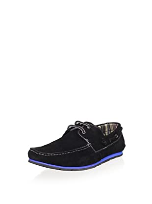 Steve Madden Men's Vallor Loafer (Black)