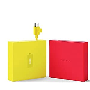 Nokia DC-18 Emergency Universal Portable Micro USB Charger (Red)