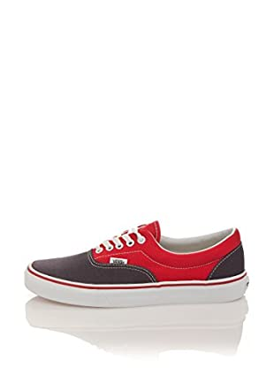 Vans Zapatillas U Era (Rojo / Gris)