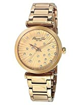 Kenneth Cole Analog Pink Dial Women's Watch - IKC0019